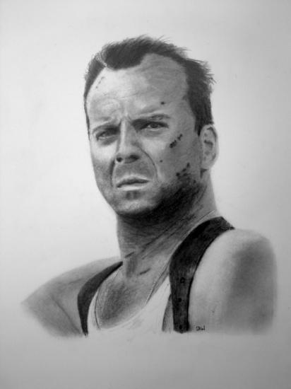 Bruce Willis par steve2656
